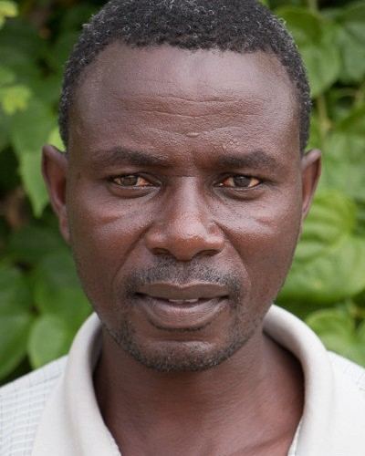Busfahrer Alfred Alchard Mwesiga