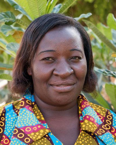 Teacher Winniefrida Ruhusa