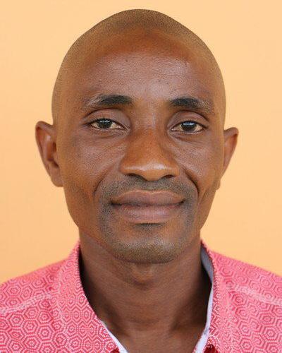 Watchman Judika Jonathan Njiro