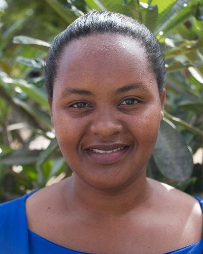 Lehrerin Jacqueline Thadei Msigwa