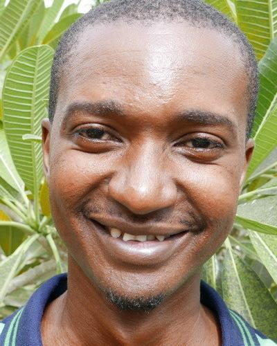 Busfahrer Hussein Uddy Komba