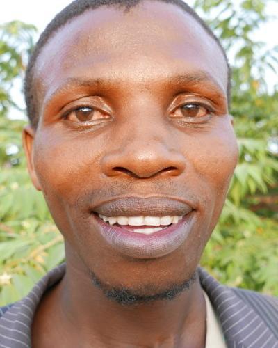 Nachtwächter Apolinan Frederic Massawe