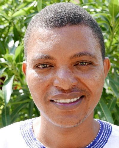Teacher Jacob John Kijanga