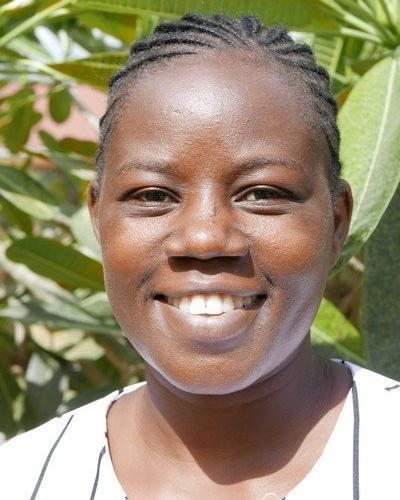 Lehrerin Bahati Gidion Kasekwa