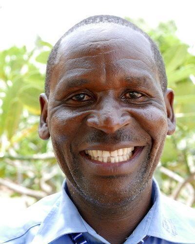 Teacher Francis Jackson Mwape